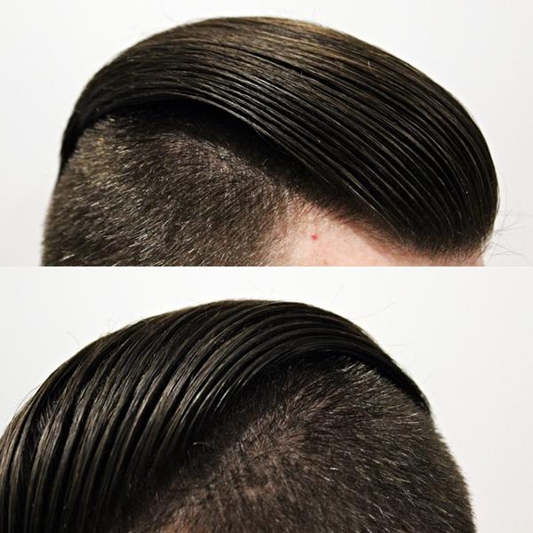 włosy suche